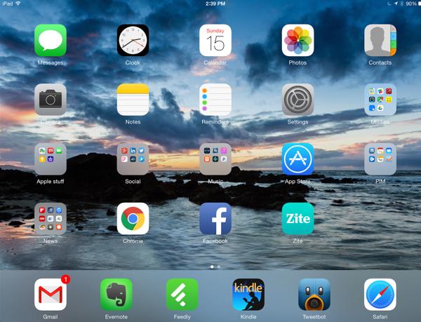 10 good iPad apps for productivity