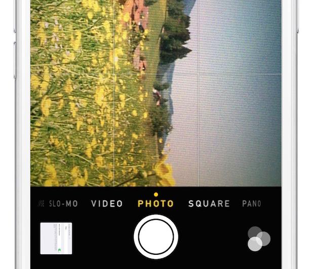 A better, faster camera app