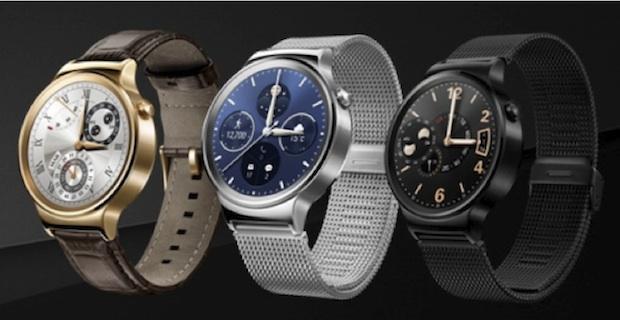 2015 Huawei Watch