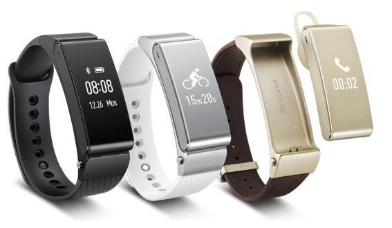 Huawei's smartwatch, Talkband range