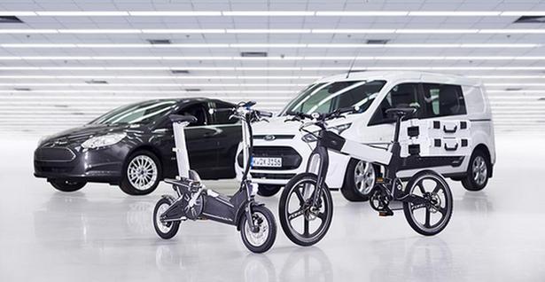 Ford's e-bike experiment
