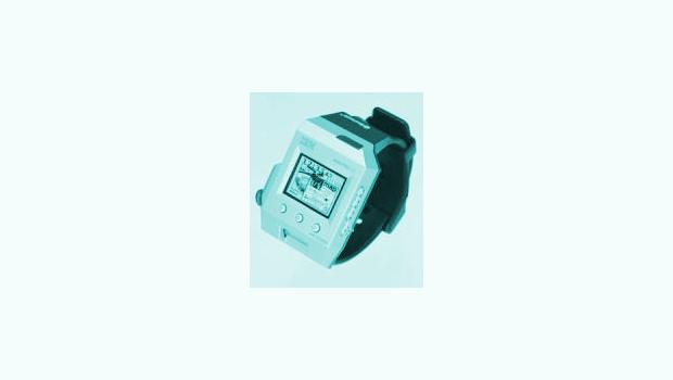 2001 IBM WatchPad