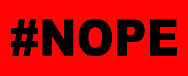 #NOPE