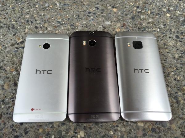 HTC One line