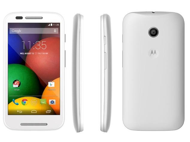 Motorola Moto E ($113/Rs 6,999)