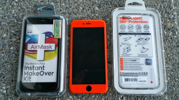 AirMask for the iPhone 6 Plus