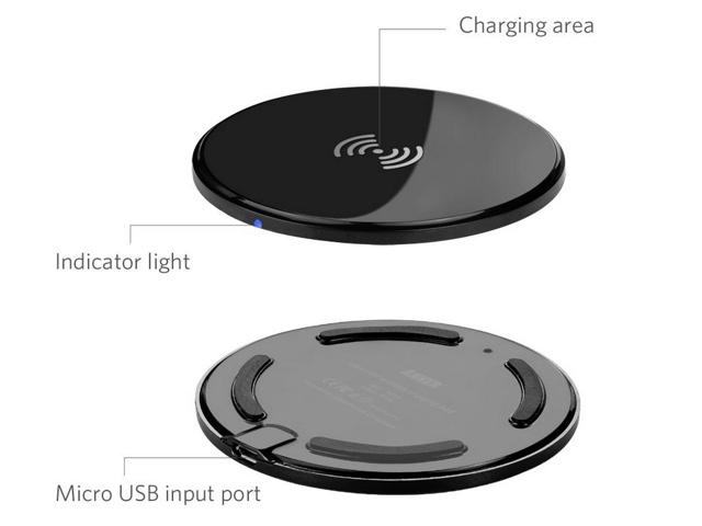 Anker Ultra-Slim Wireless Charging Pad