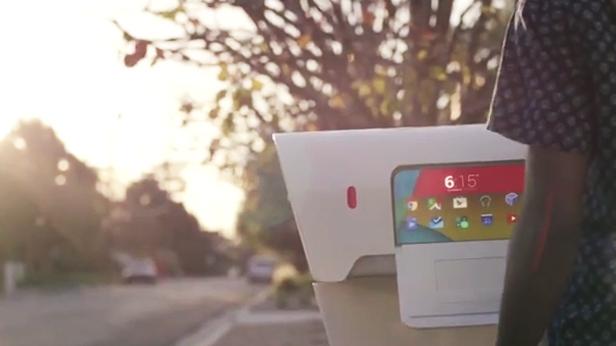 Google's Smartbox by Inbox