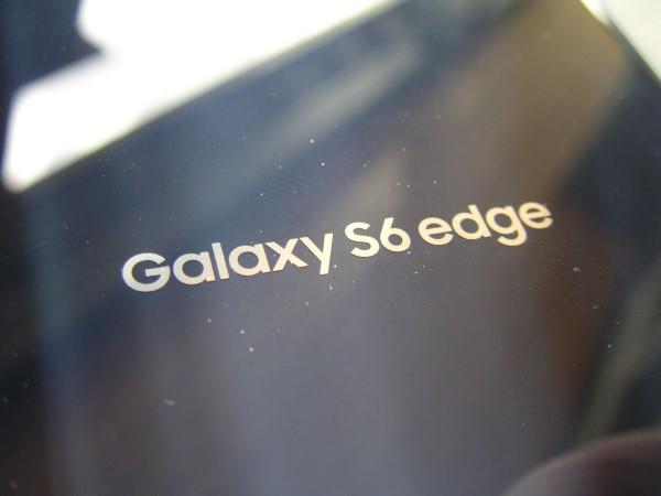 Galaxy S6 Edge back