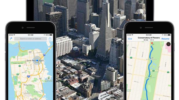 Apple Maps, the basics