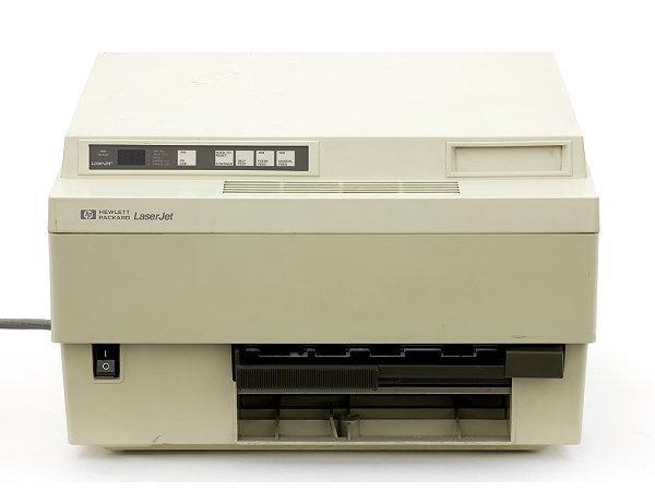HP LaserJet / Apple LaserWriter