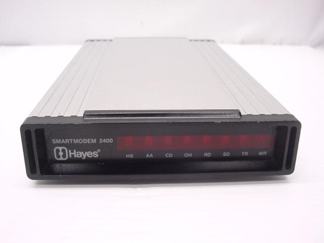 Hayes Smartmodem 2400