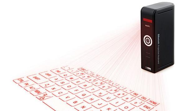 Epic's Virtual Keyboard