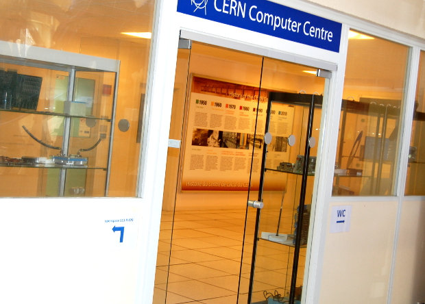 Entering the datacenter