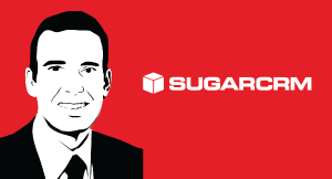 Larry Augustin, CEO, SugarCRM