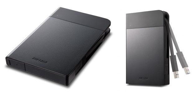 Buffalo MiniStation Extreme NFC encrypted storage
