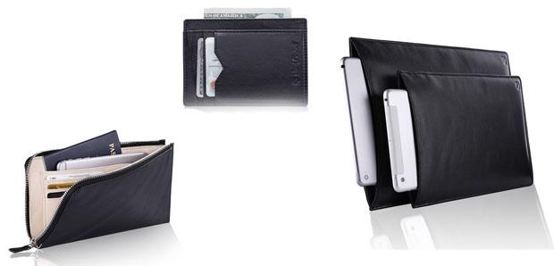 Silent Pocket RFID blocker