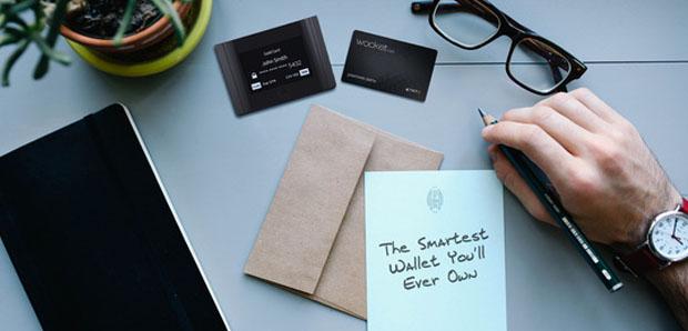 The Wocket smart wallet