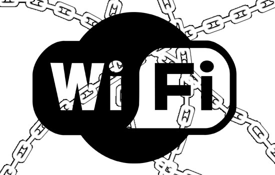 Use strong encryption methods when setting up Wi-Fi