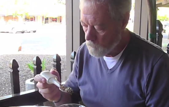 Liftware: A tremor cancelling spoon