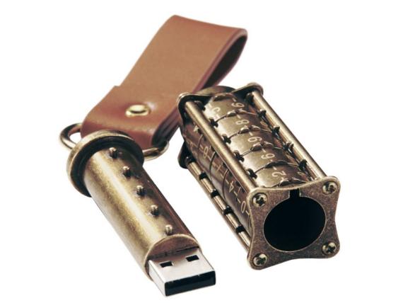 Cryptex USB Flash Drive 16 GB