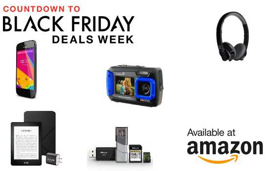 Amazon's Black Friday deals countdown