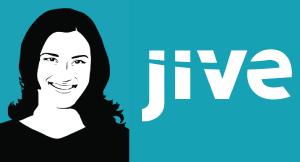 Elisa Steele, CEO, Jive Software (image courtesy cxotalk.com)
