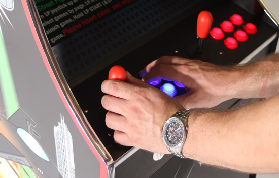 Cosmic II 412-in-1 Retro Multi Arcade Machine