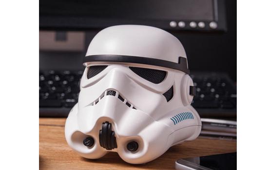 Stormtrooper speakers