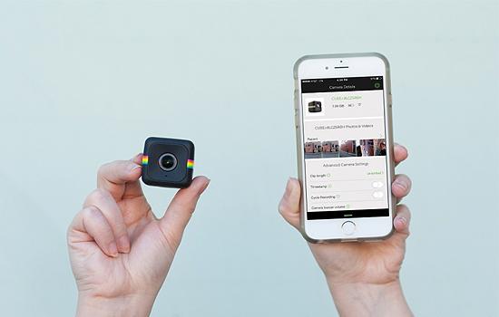 The Polaroid Cube+