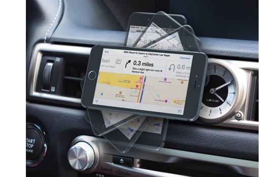 Jebsens magnetic car smartphone holder