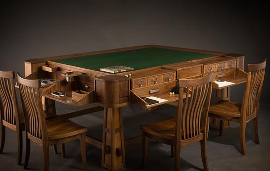 Custom gaming tables