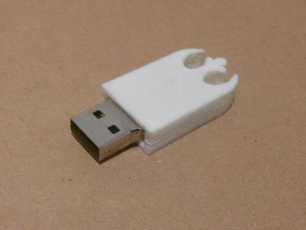 Rebel USB key