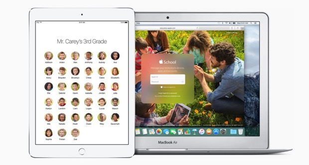 Can education put the spark back into iPad sales?