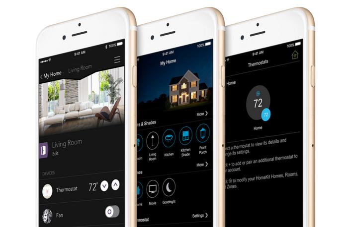 Full smart home controls