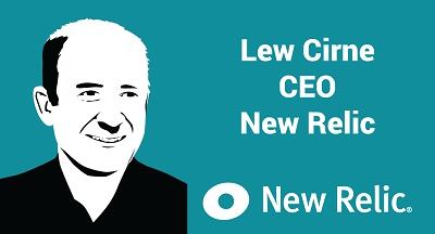 Lew Cirne, CEO, New Relic