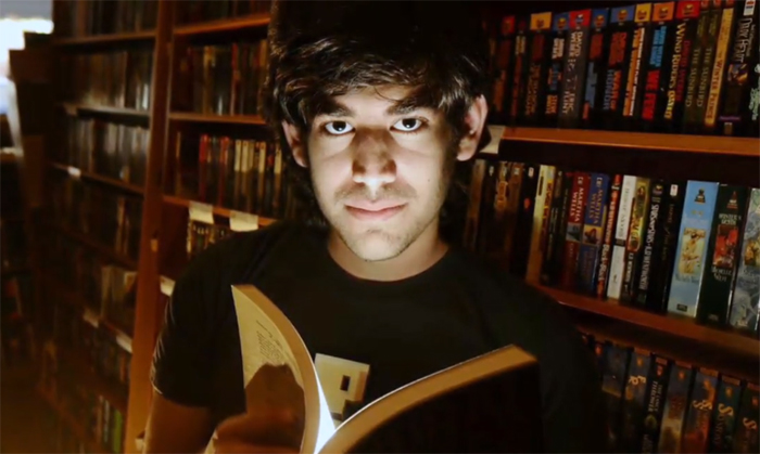 6. The Internet's Own Boy: The Story Of Aaron Swartz