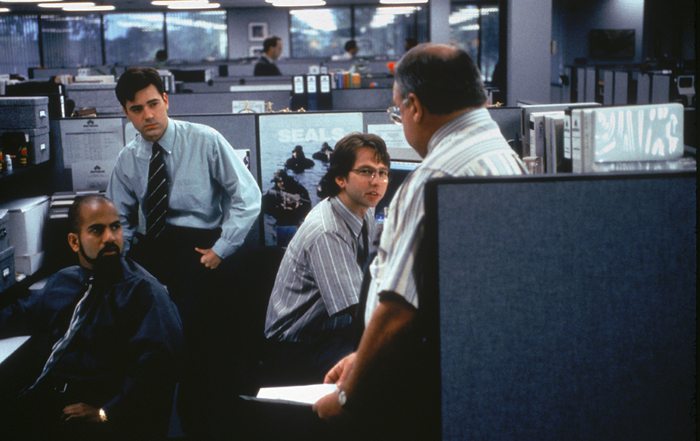 1. Office Space