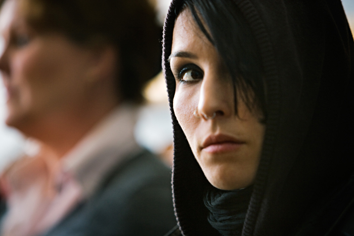 25. The Girl With The Dragon Tattoo