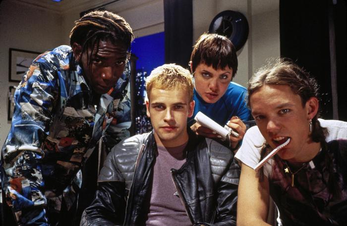 27. Hackers (1995)