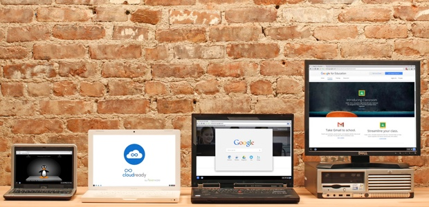 Turn an old PC or Mac into a 'Chromebook'