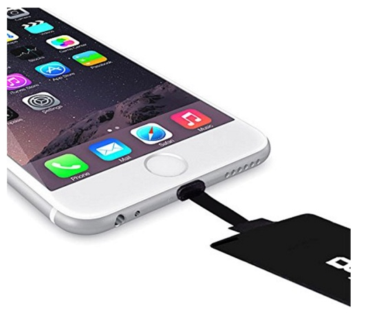 BEZALEL I6 Qi Wireless Charger Charging Receiver Patch Module
