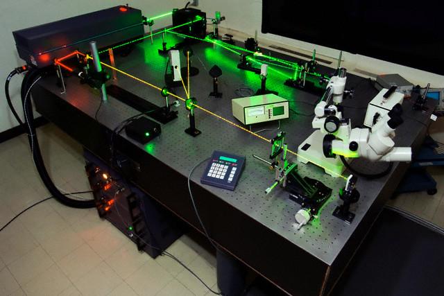 NASA: Clean lasers