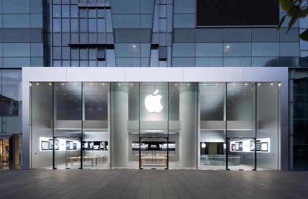 Apple Store, Xidan Joy City, Beijing, China
