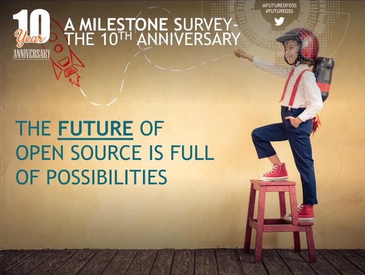 Future of open source survey 2016