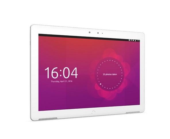 Linux: Aquaris M10 Ubuntu Edition tablet