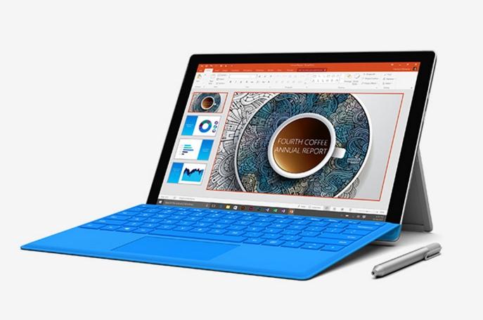 Windows 10: Surface Pro 4