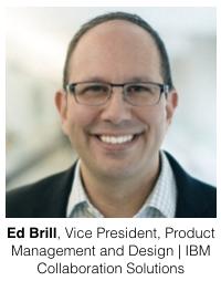 IBM's Ed Brill, VP of Social Collaboration Software
