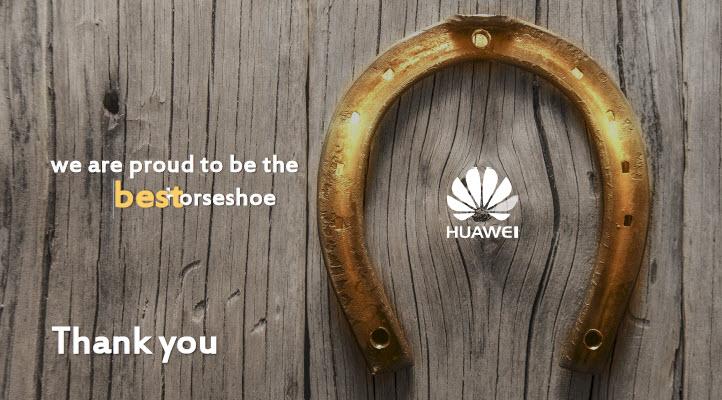 Huawei horseshoe metaphor