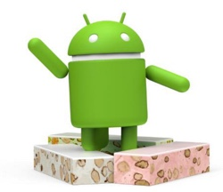 Android N finally gets a name - Nougat, not Nutella
